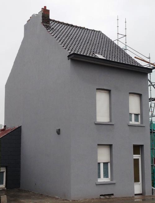 Isolation fa ades isolation de murs par l 39 ext rieur for Crepi exterieur isolant thermique