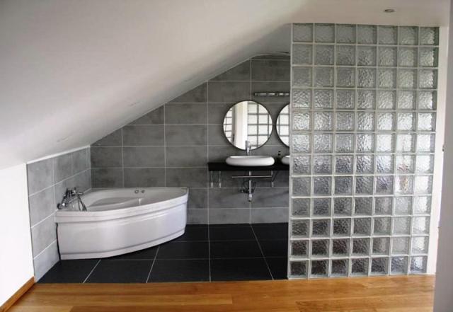aménagement salle de bain Logement Durable sprl